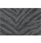 GARDEN IMPRESSIONS In- und Outdoor Teppich »Teppich«, BxL: 290 x 160 cm, Zebra grau-Thumbnail