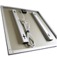 HOME DELUXE Infrarot-Flächenstrahler, BxH: 90,5 x 50,5 cm-Thumbnail