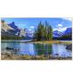 Papermoon Infrarotheizung »EcoHeat - Berge | See«, Matt-Thumbnail