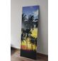 Papermoon Infrarotheizung »EcoHeat - Palmen | Sonnenuntergänge«, Glänzend-Thumbnail