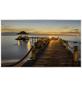 Papermoon Infrarotheizung »EcoHeat - Seebrücke«, Matt-Thumbnail