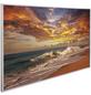 Papermoon Infrarotheizung »EcoHeat - Sonnenuntergänge   Strand«, Matt-Thumbnail