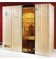WEKA Infrarotkabine aus Fichtenholz, für 3 Personen-Thumbnail