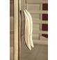 HOME DELUXE Infrarotkabine »California L« für 2 Personen, Eckeinstieg, mit Farblichtanwendung-Thumbnail