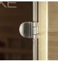 HOME DELUXE Infrarotkabine »Gobi L« für 3 Personen, Fronteinstieg, mit Farblichtanwendung-Thumbnail
