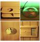 HOME DELUXE Infrarotkabine »Redsun L Deluxe« für 3 Personen, Fronteinstieg, mit Farblichtanwendung-Thumbnail