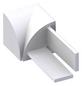 alfer® aluminium Innenecke, (4 Stk.) aus Kunststoff, für Fließenmaß 8 mm-Thumbnail