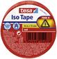 TESA Isolierband, rot, Breite: 1,5 cm, Länge: 10 m-Thumbnail