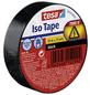 TESA Isolierband, schwarz, Breite: 1,5 cm, Länge: 10 m-Thumbnail