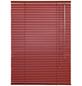 LIEDECO Jalousie, Rot, 80x220 cm-Thumbnail