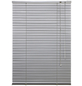 LIEDECO Jalousie, Silber, 100x220 cm-Thumbnail