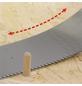 CONNEX Japansäge, Länge: 42,5 cm, Material Sägeblatt: Stahl-Thumbnail