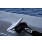 ABUS Kabel-Verriegelung, aus metall kunststoff, 95 mm Breite, schwarz-Thumbnail