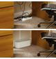 D-Line Kabelbox, groß, Weiß, oval, 415 x 165 x 135 mm-Thumbnail