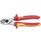 KNIPEX Kabelschere, WerkzeugStahl (WS)-Thumbnail