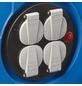Brennenstuhl® Kabeltrommel »Garant 1208060«, 1-fach, Kabellänge: 50 m-Thumbnail
