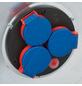 Brennenstuhl® Kabeltrommel »Garant S 1198580«, 3-fach, Kabellänge: 25 m-Thumbnail