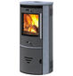 CONFORTO Kaminofen »Amstad 3.0«, Granit, 7,5 kW-Thumbnail