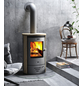 CONFORTO Kaminofen »Nador 3.0«, Sandstein, 7,5 kW-Thumbnail