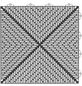 Kantenleisten, graphitgrau, LxHxB: 37 x 1 x 37 cm-Thumbnail
