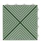Kantenleisten, grün, LxHxB: 37 x 1 x 37 cm-Thumbnail