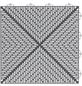 Kantenleisten, steingrau, LxHxB: 37 x 1 x 37 cm-Thumbnail