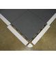 Kantenleisten, weiß, LxHxB: 37 x 1 x 37 cm-Thumbnail