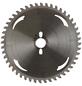 WOLFCRAFT Kapp-und Gehrungssägeblatt, Durchmesser, 250 mm, Bohrdurchmesser 30 mm, 40 Zähne-Thumbnail
