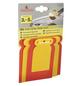 NIGRIN Karosseriespachtel-Set, Gelb | Orange, 5 - 12 cm, 4-tlg.-Thumbnail
