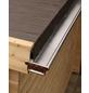WOLFF Kastendachrinne für Finnhaus Wolff-Produkte, BxT: 7 x 400 cm, Aluminium-Thumbnail