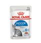 ROYAL CANIN Katzen-Nassfutter, 1 x FHN Pouch Indoor in Gelee-Thumbnail