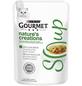 GOURMET Katzen-Nassfutter, 40 g, Huhn/Gemüse-Thumbnail
