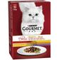 GOURMET Katzen-Nassfutter, 50 g, Fleisch-Thumbnail