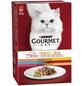 GOURMET Katzen-Nassfutter, 50 g, Fleisch/Fisch-Thumbnail