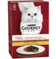 GOURMET Katzen-Nassfutter, 50 g, Geflügel-Thumbnail
