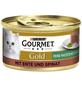 GOURMET Katzen-Nassfutter, 85 g, Ente/Spinat-Thumbnail