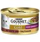 GOURMET Katzen-Nassfutter, 85 g, Ente/Truthahn-Thumbnail