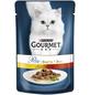 GOURMET Katzen-Nassfutter, 85 g, Huhn/Rind-Thumbnail