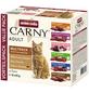 CARNY® Katzen-Nassfutter »Adult«, 8 x 85 g-Thumbnail