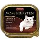 VOM FEINSTEN Katzen-Nassfutter »Adult«, Fleisch, 32 Schalen, je 100 g-Thumbnail