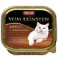 VOM FEINSTEN Katzen-Nassfutter »Adult«, Hühnchen, 32 Schalen, je 100 g-Thumbnail