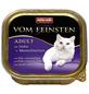 VOM FEINSTEN Katzen-Nassfutter »Adult«, Huhn/Meeresfrüchte, 100 g-Thumbnail