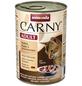 CARNY® Katzen-Nassfutter »Adult«, Huhn/Pute/Ente, 400 g-Thumbnail