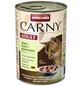 CARNY® Katzen-Nassfutter »Adult«, Huhn/Pute/Kaninchen, 400 g-Thumbnail