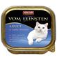 VOM FEINSTEN Katzen-Nassfutter »Adult«, Lachs/Shrimps, 32 Schalen, je 100 g-Thumbnail