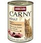 CARNY® Katzen-Nassfutter »Adult«, Pute/Huhn, 400 g-Thumbnail