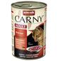 CARNY® Katzen-Nassfutter »Adult«, Rind, 400 g-Thumbnail