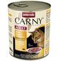 CARNY® Katzen-Nassfutter »Adult«, Rind/Huhn/Ente, 800 g-Thumbnail