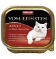 VOM FEINSTEN Katzen-Nassfutter »Adult«, Rind/Kartoffel, 100 g-Thumbnail