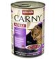 CARNY® Katzen-Nassfutter »Adult«, Rind/Lamm, 400 g-Thumbnail